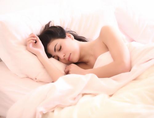 Er søvnproblemer et symptom på stress?