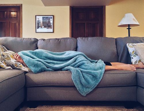 Fald hurtigere i søvn med et Melatonin-tilskud