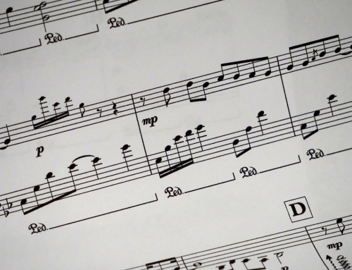 Gå til ro med afslappende musik