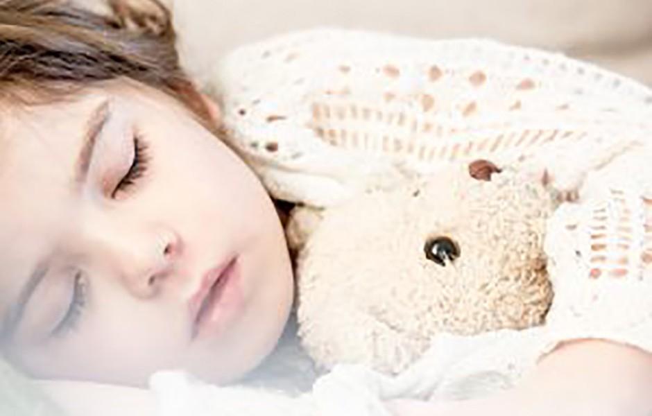 Søvnbehov hos børn