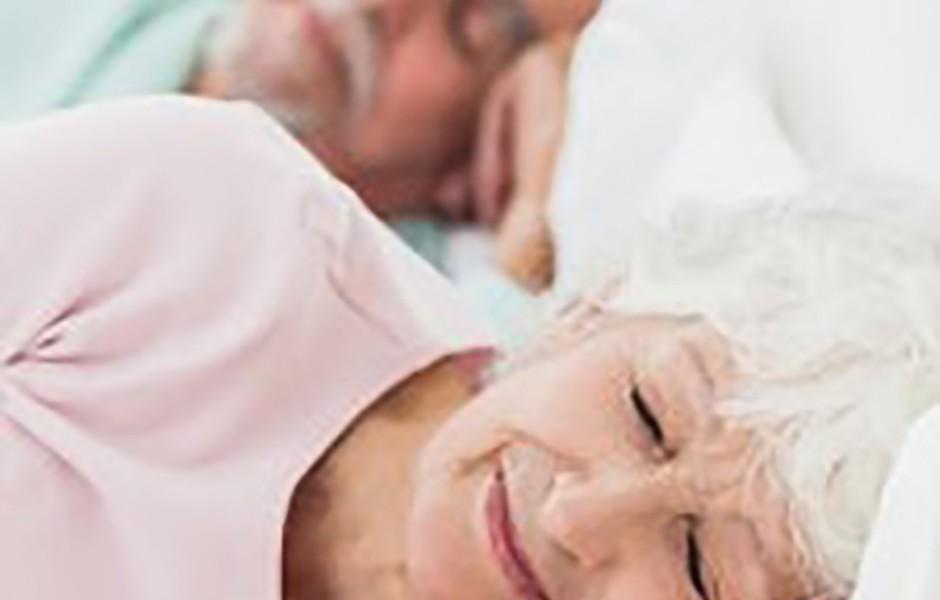 Søvnbehov hos ældre mennesker