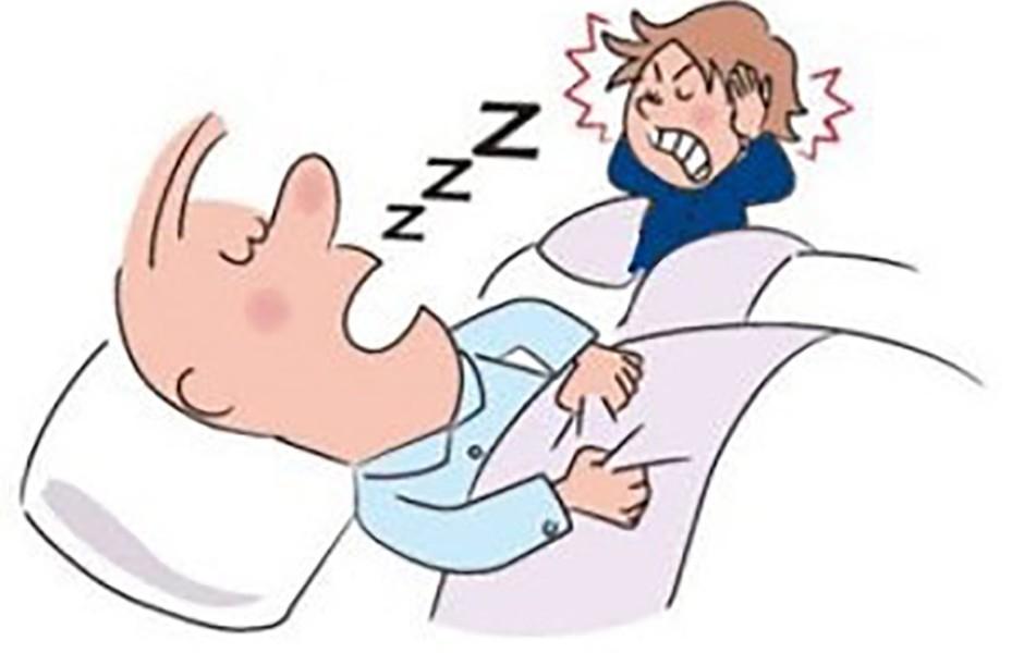 Stop snorken
