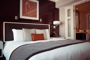 Mindre søvnbesvær i et godt sovemiljø