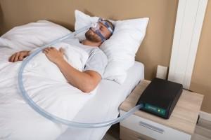 CPAP mod søvnapnø