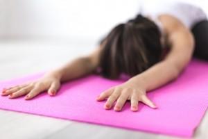 yoga før sengetid