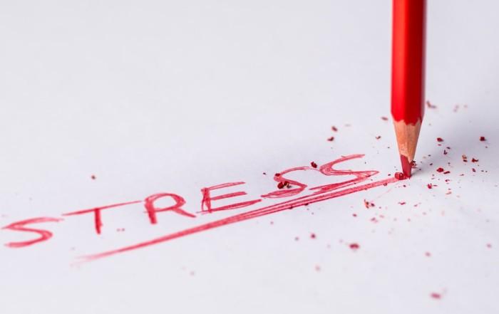 stress og søvn