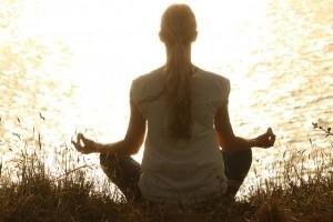 Meditation mod stress